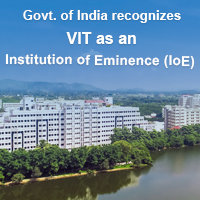 Vit No 1 Private Institution For Innovation