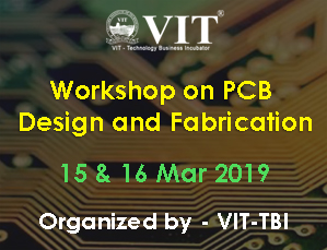 Workshop on PCB Design and Fabrication