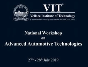 National Workshop on Advanced Automotive Technologies