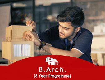 B.Arch. (5 Year Programme)