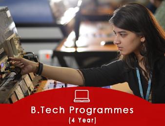 B.Tech Programmes