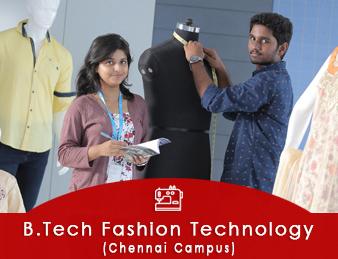 B.Tech. Fashion Technology (Chennai Campus)