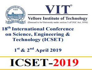 18th International Conference on Science, Engineering and Technology (ICSET)