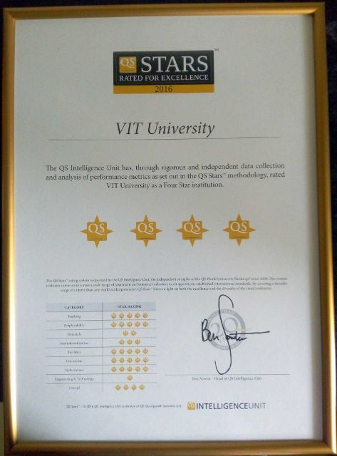 QS-4-Star-Award