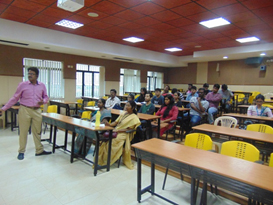 Guest Lecture on  Introduction to Activated Sludge Process and its design calculation