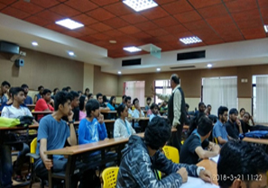 Guest Lecture on Chemical Engineering Storage System