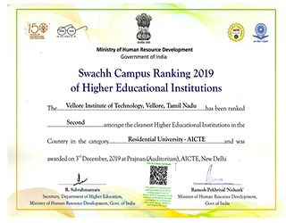 Swachh Campus Rankings