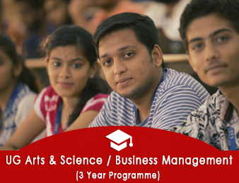 UG Arts & Science / Business Management (3 year Programme)