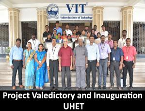 Project Valedictory and Inauguration-UHET
