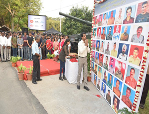 Condolence Meeting - Death of our Jawans in Kashmir