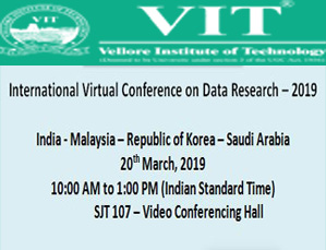Conference on Data Research