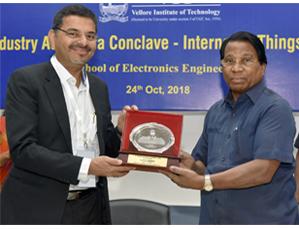 Internet of Things - Industry Acadmia conclave begins at VIT