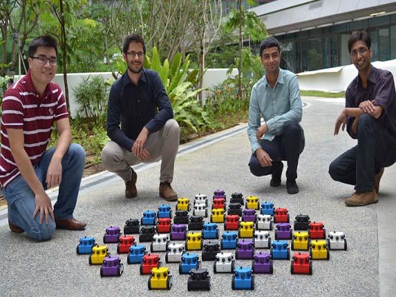 Alum Abhishek Gupta's 'EdgeBotix' aims for robot invasion in...