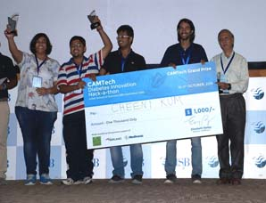 E-stick and Sparsh win at Diabetes Innovation Hack