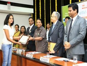 Distinguished Alumni Awards presented at VIT