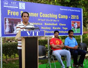 Free Summer Coaching Camp-2015