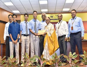Prizes worth Rs. 3 lakhs given at INoVIT'16