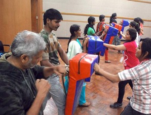 LH Self Defence Workshop Programme