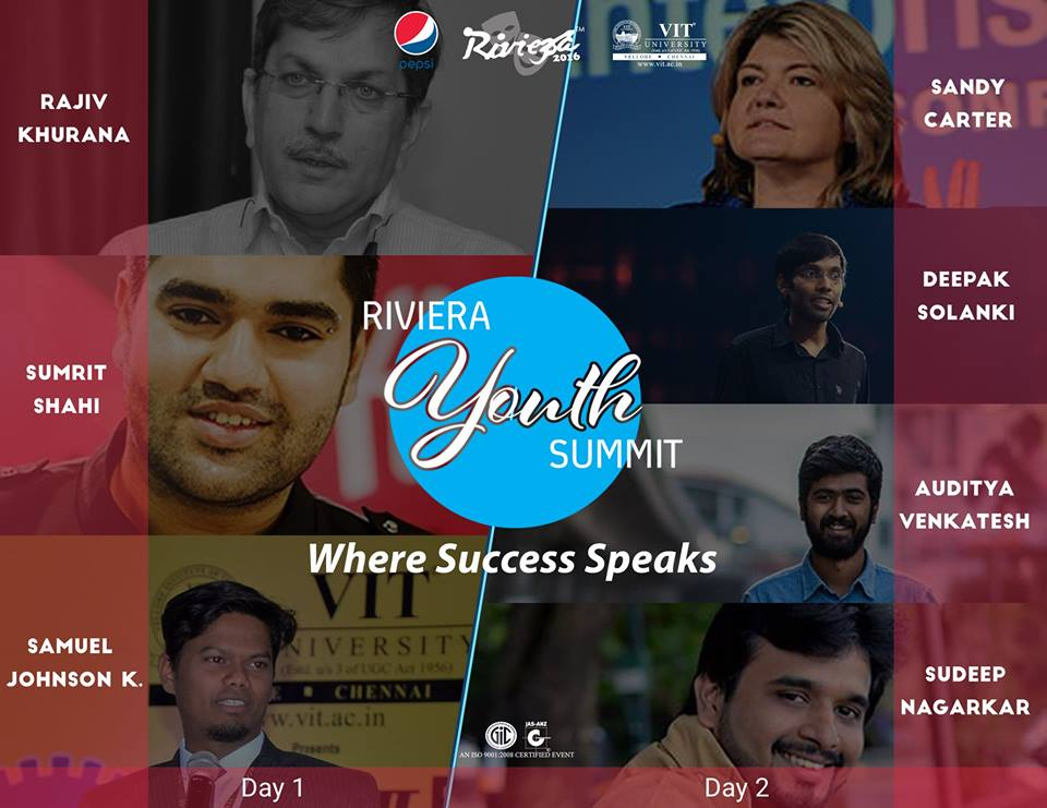 Riviera Youth Summit- where success spoke