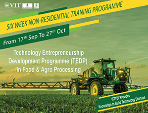 Accelerated Business Coaching Programme in Food and Agro...