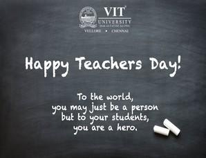 Teachers Day Celebrations-2015