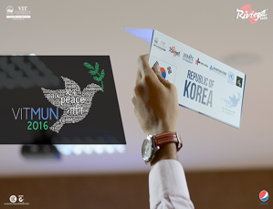 VITMUN 2016  -  Where your voice matters