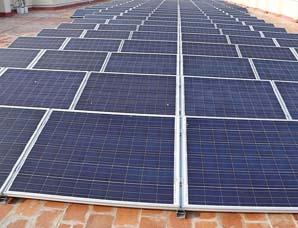 Vellorians Hail VIT's new Solar Plant