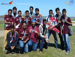 Team Vimaanas Makes History at SAE Aero Design East,2016