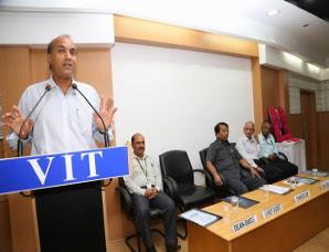 International Women's Day celebrated at VIT