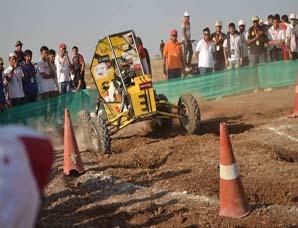 Team Kshatriya starts Crowd-funding Campaign for BAJA SAE India 16