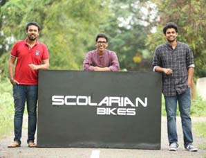 Three VIT, Chennai  graduates have given the bicycle a much-needed makeover