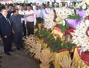 Agri Expo begins at VIT;