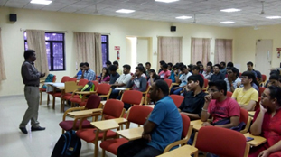 Guest Lecture on Recent Trends in Industrial waste Management