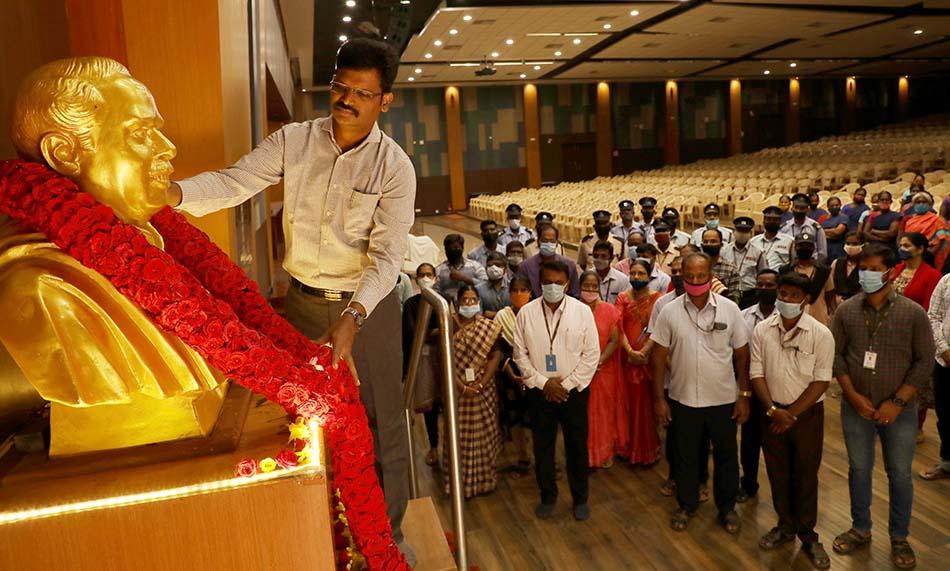 52nd Death Anniversary of Dr. C. N. Annadurai, Former Chief Minister of Tamil Nadu