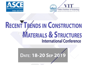 Recent Trends In Construction Materials and Structures