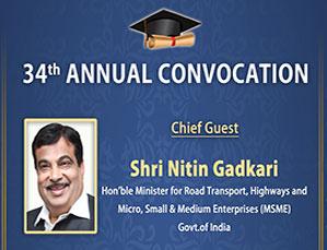 34th Annual Convocation