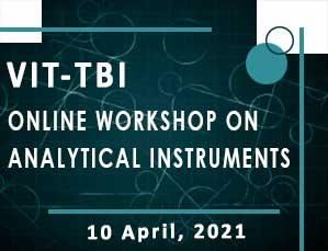 Online Workshop On Analytical Instruments