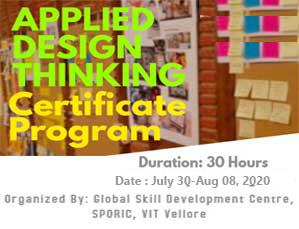 Applied Design Thinking Certificate Program