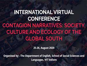 International Virtual Conference  Contagion Narratives: Society, Culture and Ecology of The Global South