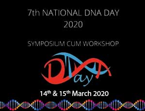 7th NATIONAL DNA DAY 2020