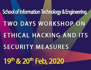 Two Days Workshop On Ethical Hacking and its Security Measures