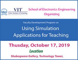 Faculty Development Program on Using Simulation Applications for Teaching