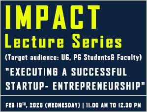 Executing a successful startup- Entrepreneurship