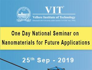 Nanomaterials For Future Applications