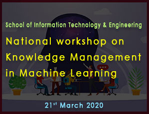 National workshop on Knowledge Management in Machine Learning