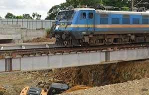 Railway Under Bridge (RUB)
