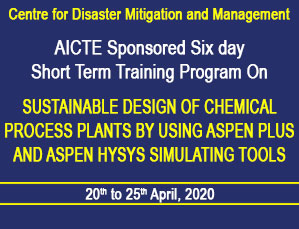 Sustainable Design of Chemical Process Plants by Using Aspen Plus and Aspen HYSYS Simulating Tools