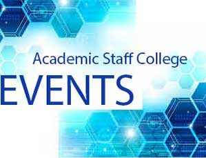 Academic Staff College Events