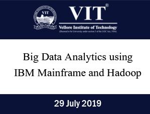 Certificate Program On Big Data Analytics Using Ibm