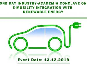 E-mobility integration with renewable energy